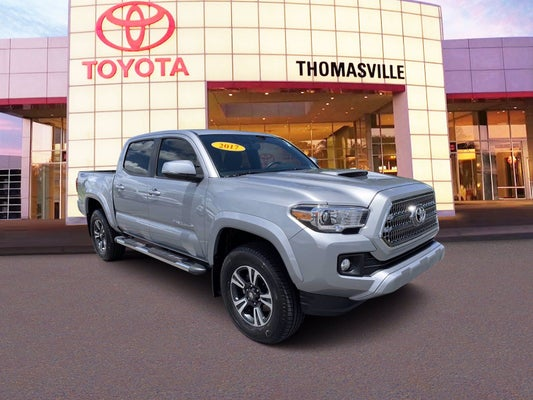 2017 Toyota Tacoma Trd Sport At Thomasville Ford In Ga